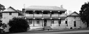 Carlingford, New South Wales - Brush Farm House (1820)