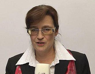 Zuzana Brzobohatá - Image: Brzobohatá, Zuzana (cz) webm