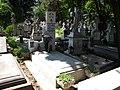 Bucuresti, Romania. CIMITIRUL BELLU CATOLIC. Mormantul compozitorului Florin Bogardo. (B-IV-a-B-20118).jpg