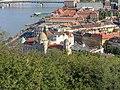 Budapest, Gellértberg, Blick nach S 2014-08.jpg