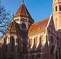 Budapest - Igrexa Calvinista Reformada - Iglesia Calvinista Reformada - Calvinist Reformed Church - 01.jpg