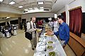 Buffet Lunch - Strategic Transformations - Museums in 21st Century - International Conference and Seminar - Science City - Kolkata 2014-02-13 2626.JPG