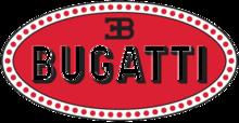 Colección de manualidades recortables de coches Bugatti.