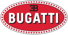 Maqueta 3D recortables de coches de la marca Bugatti. Manualidades a Raudales.