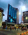 Bulevar de Sabana Grande Torre Centrum Sabana Grande en Caracas.jpg
