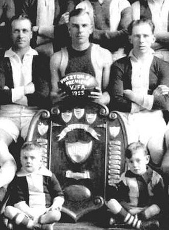 Bill Adams (Australian footballer) - Image: Bull Adams