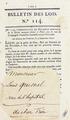 Bulletin des lois du Royaume de France, 1816 - 170.tif