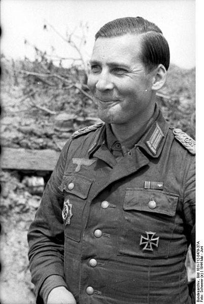 Corte de pelo soldado aleman