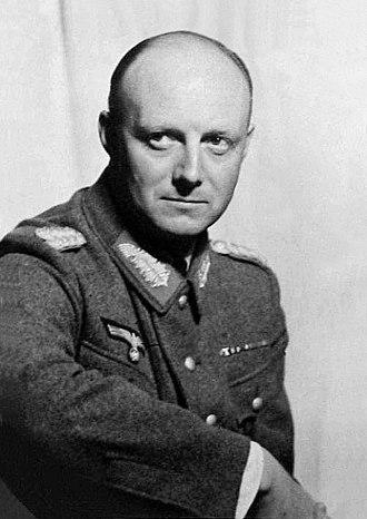 Operation Valkyrie - Henning von Tresckow in 1944