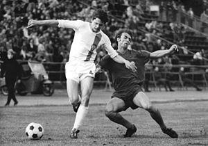 Eintracht Braunschweig - Lutz Eigendorf (left)