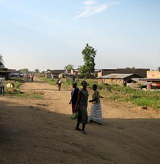 Bundibugyo,  Western Region, Uganda