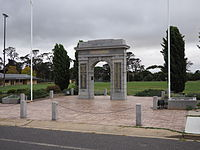 The Bungendore and District War Memorial