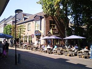 Putten - Street in Putten