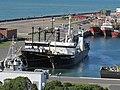 Buque Capitán Oca Balda en el puerto de Mar del Plata.jpg