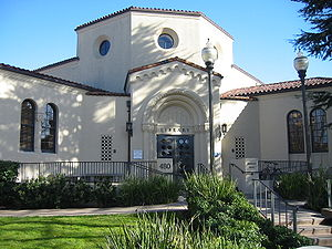 Burlingame, California - Burlingame Library