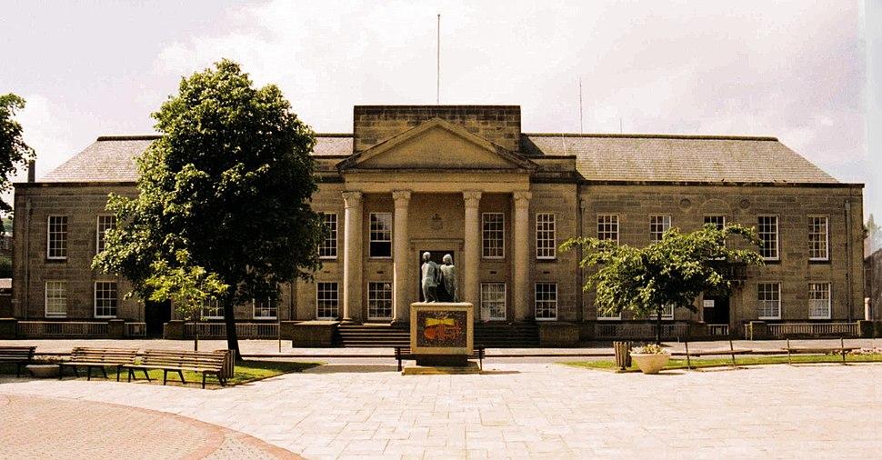 Burnley Police HQ1