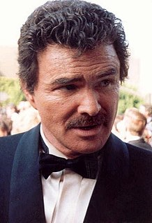 Burt Reynolds American actor, director and producer