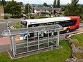 Bus-stop, Perth Royal Infirmary - geograph.org.uk - 1420081.jpg