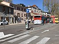 Bus Colibri à l'arrêt près de la gare de Miribel (avril 2021).jpg
