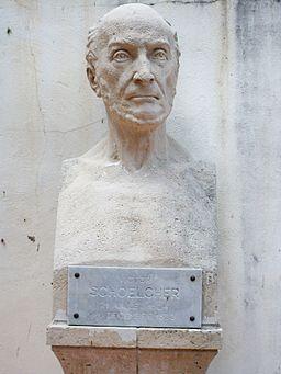Bust of Victor Schœlcher (Schœlcher Museum, Pointe-à-Pitre)