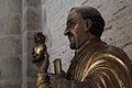 Buste de Saint-Vincent de Paul, Basilique Saint Sernin de Toulouse 02.JPG