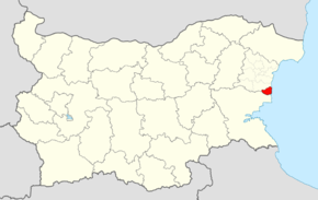 ByalaVarnaProvince Municipality Within Bulgaria.png