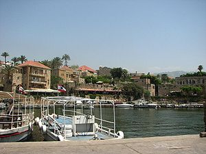 Byblos - Old City of Byblos
