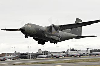 Air Transport Wing 61 - C-160 Transall of Air Transport Wing 61