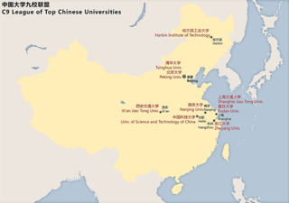 C9 League Alliance of top Chinese universities