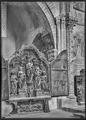 CH-NB - Sion, Basilique de Valère, vue partielle intérieure - Collection Max van Berchem - EAD-8641.tif