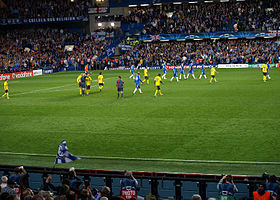 El Chelsea y el Barcelona se han enfrentado en múltiples ocasiones en la  Liga de Campeones. ed5f9ebd08eba