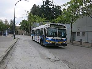 Coast Mountain Bus Company - Image: CMBC S7201 Newton Exchange