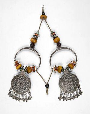 Shilha people - A traditional Shilha dowry item