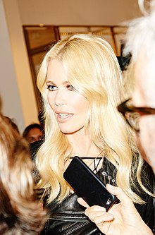 Claudia Schiffer beauty