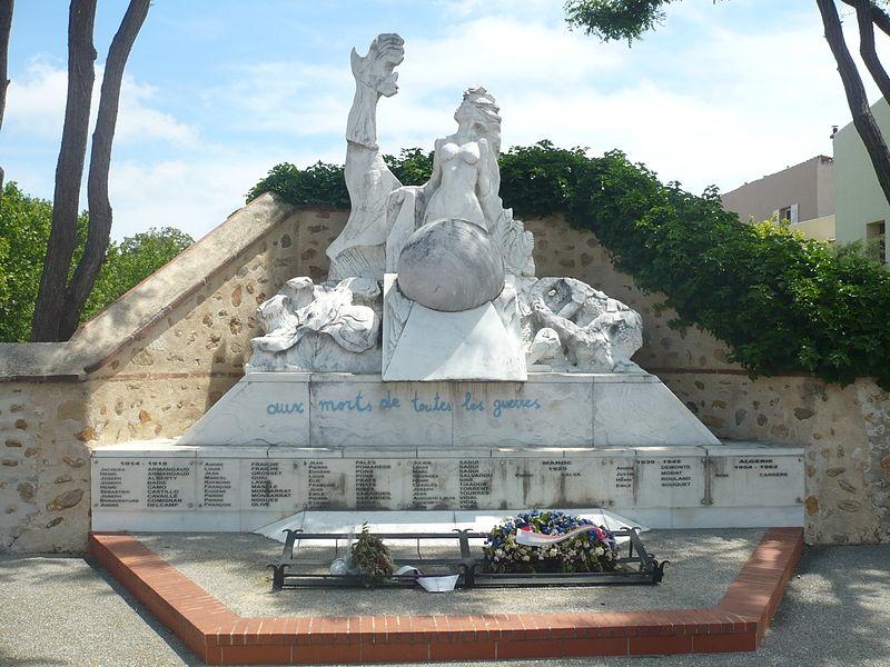 Monument aux morts de Cabestany