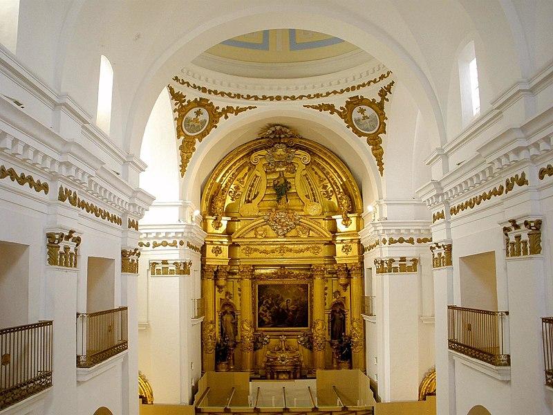Caceres - Iglesia de San Francisco Javier 02.jpg
