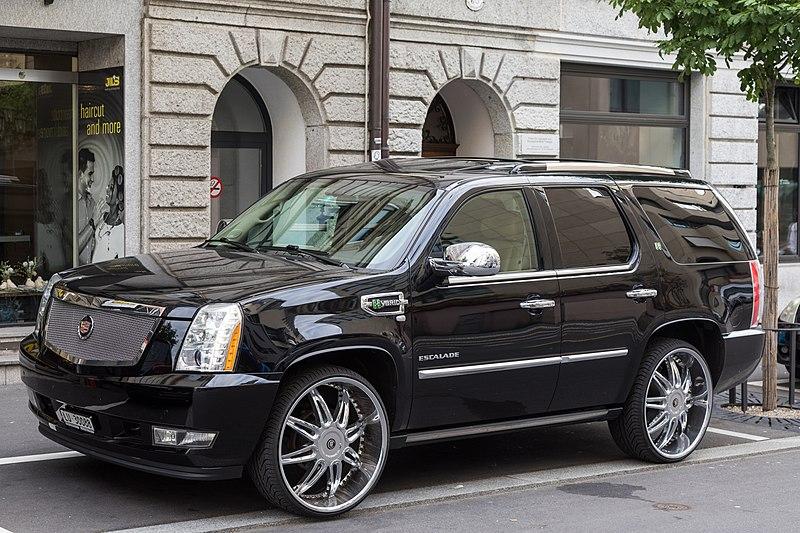 File:Cadillac Escalade Hybrid.jpg