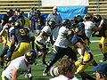 Cal football spring practice 2010-04-17 2.JPG