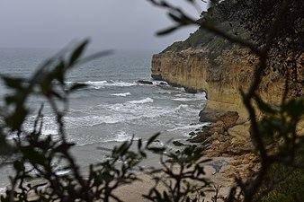 Cala Fonda (Punta de la Mora) Tarragona.jpg