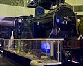 Caledonian railway No 123 at the Riverside Museum.jpg