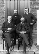Calvinsistic Methodist officials, Llansannan (1897) NLW3362813.jpg