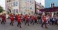 Cambio de la Guardia del Castillo de Windsor, Inglaterra, 2014-08-12, DD 08.JPG