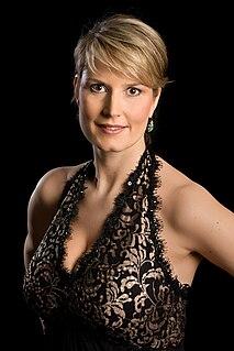 Camilla Nylund Finnish singer and opera singer