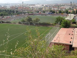 CF Igualada - Les Comes stadium