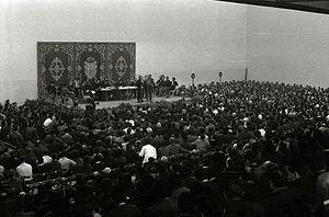 Bertsolaritza - 1967 Bertso Contest in Donostia