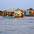 Canal to Tonle Sap Lake, Siem Reap, Cambodia - panoramio (14).jpg