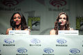 Candice Patton & Danielle Panabaker (17035956486).jpg
