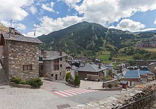 Canillo Place in Andorra