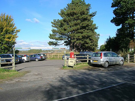 Car park by The Greenway, Milcote - geograph.org.uk - 2126758