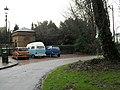 Car park within Park Crescent - geograph.org.uk - 1779416.jpg